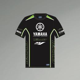 Мотокросс с коротким рукавом гоночной одежды для Yamaha Черная футболка езда внедорожных мотогонок Джерси Мужская от Поставщики жакеты поты