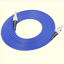Canada 50Mètres blindés intérieurs FC / PC-FC / PC, 3.0mm, monomode 9/125, simplex, câble de câble de raccordement pour fibre optique cheap patch cord fc Offre