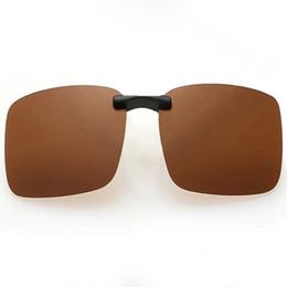 Argentina Clips de gafas de sol polarizadas de miopía ultraligera gafas de sol de conducción gafas de pesca UV para exteriores Suministro
