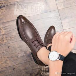 e396d7862 Distribuidores de descuento Zapatos De Vestir De Los Hombres De La ...