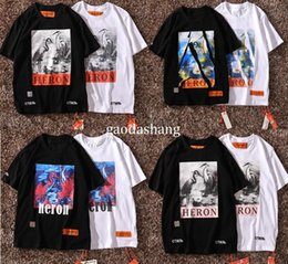 2019 meilleurs t-shirts blancs CTNNB T-Shirts 2019ss Heron Preston T-Shirts Hommes Femmes Meilleure Qualité Mode Col Rond Noir Blanc Coton Heron Preston T-shir meilleurs t-shirts blancs pas cher