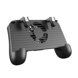 PUBG Jogo Móvel Controlador Gamepad Trimestre Aim Botão L1R1 Shooter Joystick Para O Telefone IPhone Android Para Game Pad Accesorios cheap game pad for iphone de Fornecedores de almofada do jogo para o iphone
