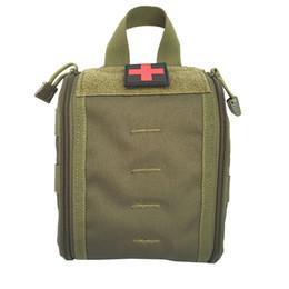 2019 beutelbindungswerkzeug Jagd Utility Gürteltasche Taktische Molle Medical Kit Tasche Notfall Survival Gear Bag Erste-Hilfe-Kit Pouch Tool # 28720 günstig beutelbindungswerkzeug