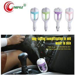 2020 New 12v Car Air Freshener Mini Car Humidifier Air Purifier Aroma And Essential Oil Diffuser Mist Maker Fogger From Faone23, $18.29 | DHgate.Com