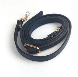 Borsa a tracolla in pelle cinghia di accessori fai da te di Crossbody di vendita della nuova borsa in pelle Cinturino Caffè scuro calda regolabile Cintura 120cm da borsa di blocco della sfera fornitori