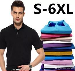 Летние вышивки Horse Polo Рубашки мужские 100% хлопок, рубашки поло, мужские с коротким рукавом, повседневные футболки, мужские сплошные пони, майка Camisa от Поставщики футболка пони