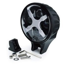 2019 led-scheinwerfer für autos 60W Autoscheinwerfer LED High-Power-Strahler X-Form Tagfahrlicht Geländewagen modifiziert Auto Arbeitsscheinwerfer Frontscheinwerfer wh rabatt led-scheinwerfer für autos