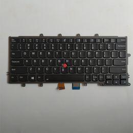 2019 computadoras portátiles epc ¡Envío gratis! Original nuevo teclado portátil con retroiluminación para Lenovo Thinkpad X230S X240 X240S X260 X250