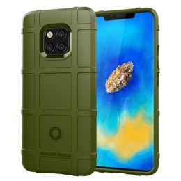 2019 nova fälle Rutschfeste robuste Schild Rüstung Fall für Huawei Mate 20 Pro Mate 20 P30 Pro P20 Lite Nova 4 Lite Y5 2019 Y6 Pro