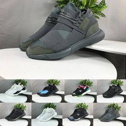 3c006c5e4 (with box) New Y-3 QASA RACER Sneakers Breathable Men Women Casual Shoes  Couples Y3 QASA RACER Outdoor Yohji Trainers Kaiwa Sneakers