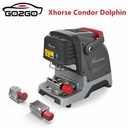 2019 machine à clés condor Pré-vente Xhorse Condor Dolphin V1.0.7 Key Machine de coupe Works Phone application via Bluetooth machine à clés condor pas cher
