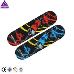 esportes de alta velocidade Desconto 1 Parte do skate de alta qualidade de madeira do bordo Lenwave Marca Adulto Extreme Sport alta velocidade skate