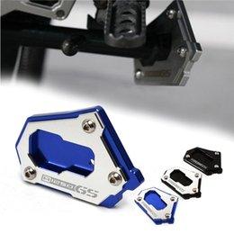 Support SEMSPEED moto Béquille latérale Agrandir Plaque Pads extension pour R 1250 GS R1250GS 1G13 K50 R 1200GS 2018 2019 2020 ? partir de fabricateur