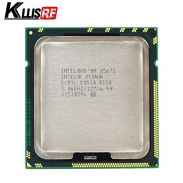 Argentina Intel Xeon X5675 3.06GHz 12M Cache Hex 6 SIX Core Processor LGA1366 SLBYL CANT.: 1 Suministro