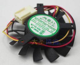 máquinas de computación Rebajas Original YOUNG LIN DFS500912M 12V 1.6W dispensador de canciones máquina de publicidad computadora industrial enrutamiento suave ventilador de la tarjeta gráfica