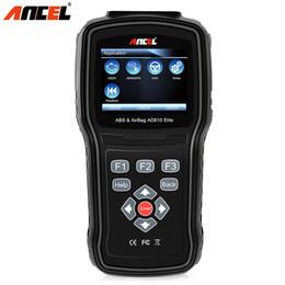 ANCEL AD610 OBD OBD2 Escáner Código de ECU Sistema de motor completo + ABS Airbag SAS MIL Restablecer OBD 2 Automóvil Escáner Diagnóstico Coche desde fabricantes