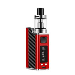 controllo del vapore Sconti Starter kit eCig Polarnight 150 W box mod kit Intelligent Temperature Control Vapor Mod Steam Vape mod Kit penna vape grande schermo Alta potenza