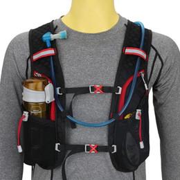 5L Laufen Trinkrucksack Frauen Männer Joggen Sport Rucksack Trail Running Marathon Tasche auch radfahren Keine Wasser Tasche von Fabrikanten