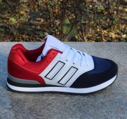 2019 chaussures de sport n lettre HOT NEW unisexe lettre femmes N hommes Chaussures de sport Chaussures de sport Chaussures Runner n Couple Hommes Femmes Sneakers chaussures coureur taille 36-44 eur