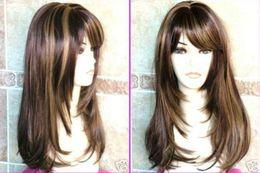 NOUVEAU 228 perruques de cheveux raides pour les femmes ? partir de fabricateur