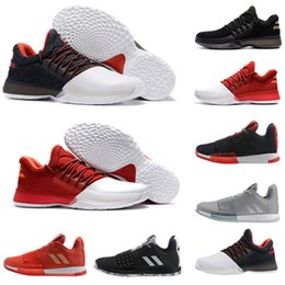 08745a99c6072f Top Harden Vol 1 Basketball Shoes Men Man Hardening Sports Light James Grey  Shoes Zapatillas Deportivas Homme Athletic Sneakers Size 7-12
