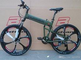 mountain bike bicicleta dobrável freios a disco 21 velocidade de 26 polegadas MTB Downhill bicicleta bicicletas de estrada quadro Viagem ferramentas de alumínio BMX de Fornecedores de baterias do poder rei
