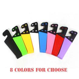 Supporto per presa espandibile per supporto per telefono cellulare Anello Stander Supporto per presa per iPhone 6 6s 7 8 X per Samsung xiaomi DHL da