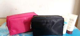 2019 borse cosmetiche di marca all'ingrosso borsa trucco all'ingrosso CustomTravel bella corsa di marca trousse sacchetto / ultima bellezza di modo di trasporto libero del sacchetto di cosmetici borse cosmetiche di marca all'ingrosso economici