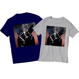 Canada Travis Scott Birds In The Trap Chantez T-Shirt Homme / Femme de McKnight cheap birds traps Offre