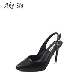 e9341d37fa842 Designer Dress Shoes summer sandals women 2019 new female fashion pointed  high-heeled sandals women s simple shallow high heels y041
