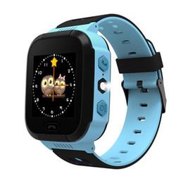 2019 vente de montres tactiles Téléphone de vente chaude enfants AJT09 montre hommes et femmes enfants écran tactile positionnement carte d'appel caméra étudiant montre intelligente vente de montres tactiles pas cher