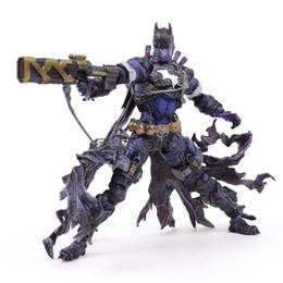 Argentina Juega a Arts Kai Batman: Mr. Freeze Rogues Gallery SQEN PVC Figura de acción de colección Modelo de juguete cheap freezing action figures Suministro