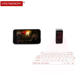 Canada Clavier virtuel de projection laser Bluetooth sans fil Bluetooth Mini clavier portable BT pour Iphone Android Phone Ipad Tablet PC Windows supplier phones keypads Offre