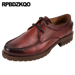78a178288f9057 popular wedding brown men shoes casual leather office lace up real dress european  brand Italy oxfords formal italian burgundy discount italy shoes brands