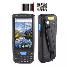 definição do cartão usb Desconto Novo Industrial pda Android 7 Terminais Do Telefone Móvel Scanner Terminal De Dados coletor Portátil com 1d laser 2D QR Scanner Leitor
