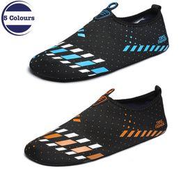 Verano hombres y mujeres zapatos antideslizantes de natación de secado rápido descalzos suaves transpirables ligeros zapatos deportivos de yoga para correr desde fabricantes