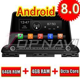 2019 kia cerato stereo Topnavi Octa-Core Android 8.0 Auto-Autoradio-Spieler für KIA CERATO / FORTE 2018 Magnitol Video Stereo 2 Din GPS Stereo mp4 NO DVD günstig kia cerato stereo