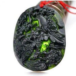 Jade ruyi online-ENVÍO GRATIS + Protección genuina natural de seguridad colgante Lantian Ruyi