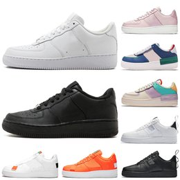 Nike Air Force 1 Forces Shoes af1 Freizeitschuhe High Low 1 One Utility Designer Schuhe Skateboarding Damen Herren Trainer Sport Turnschuhe 36 45