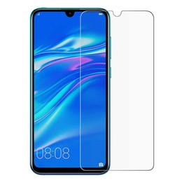 2019 huawei y Smartphone 9h gehärtetes glas für huawei y6 2019 mrd-lx1 mrd-lx1f y 6 y62019 glas schutzfolie displayschutzfolie handy rabatt huawei y