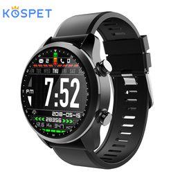 ip68 telefon wifi Rabatt Kospet Brave 4G LTE Smart Watch Männer Phone Android 6.0 2GB + 16GB 1.3