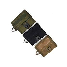 Porte-clés tactique portefeuille multi-fonctions en plein air sac de sport étanche sac à dos molle molle poche sac suspendu armée accessoires # 293880 ? partir de fabricateur