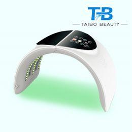 El acné caliente de la venta reduce la máquina facial del tratamiento de la piel de la luz de la terapia LED PDT para el uso del balneario de la belleza desde fabricantes