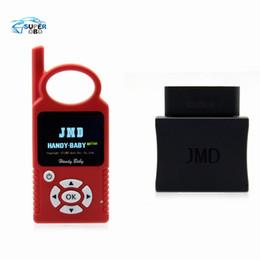 Envío gratis V7.0 Handy baby Hand-held Car Key Copy Auto Key Programmer para 4D / 46/48 Chips Plus JMD Asistente OBD Adaptador desde fabricantes