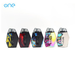 tiny batteries Promo Codes - One Lambo Pod System Kit Built-in 360mAh Battery and 2ml Refilling Pod Cartridge with LED Light Display Tiny Electronic E Cigarette Pod Kits