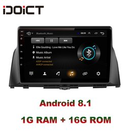 kia optima k5 Desconto IDOICT Android 8.1 Carro DVD Player Navegação GPS Multimídia Para KIA optima K5 radio 2016 2017 car stereo bluetooth