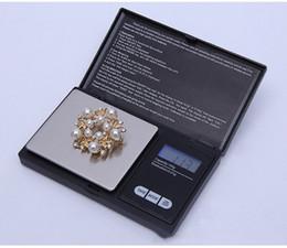 Poche personnelle en Ligne-100g-500g0.01g, échelle de bijoux de précision personnelle numérique de poche numérique LCD de poche, 1000g / 0.1g, balances de poids d'équilibre de diamant d'or