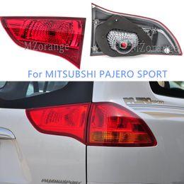 lumières led pour mitsubishi Promotion Pour Mitsubishi Pajero Sport LED Feu arrière Feu de freinage arrière avec feu clignotant