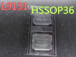 Компьютерные чипы онлайн-10 шт. / лот новые интегральные схемы L9131 HSSOP36 автомобильный двигатель компьютер доска бортовой компьютер ECU питания драйвер чипы на складе бесплатная доставка