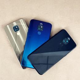 мобильный телефон новая модель Скидка Goophone mate 20 полный экран 3G 4G Wifi разблокирован смарт-сотовые телефоны HD отображается android 7 мобильных телефонов